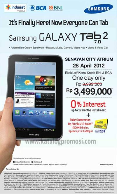 Discount coupons for samsung tablets