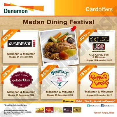 medan dining festival diskon spesial di berbagai resto dengan kartu rh lowpricehunt wordpress com kartu kredit bca promo kartu kredit bca promo