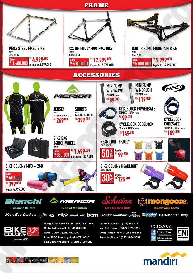Coupons bike discount de