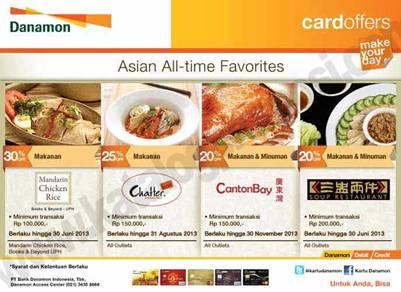 kartu kredit danamon special promo khusus untuk asian all time rh lowpricehunt wordpress com kartu kredit danamon promo 2017 kartu kredit bca promo starbucks