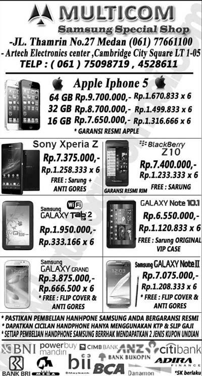 Penawaran menarik + cicilan tanpa kartu kredit untuk setiap pembelian  Handphone Samsung  acbf2dd3ed