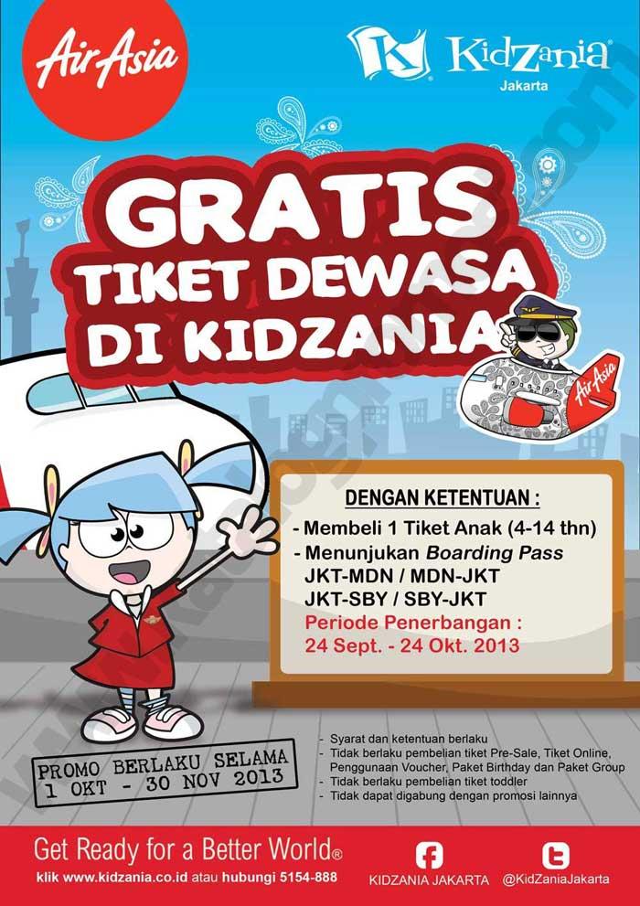 Kidzania discount coupons